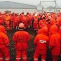 Рабочие КазСтройСервиса вышли на забастовку