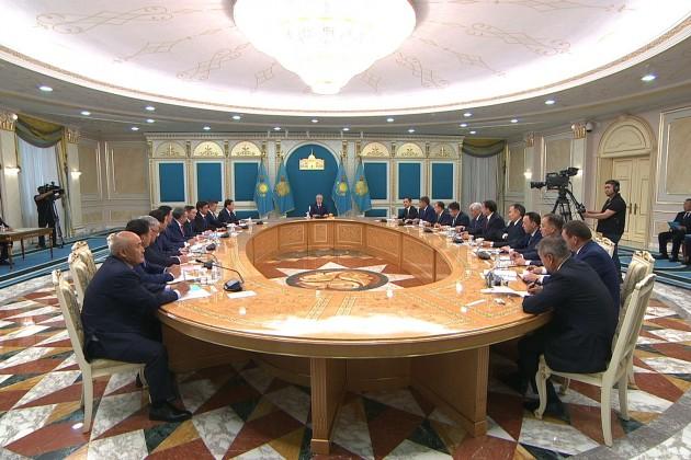 Касым-Жомарт Токаев: В стране должен царить закон