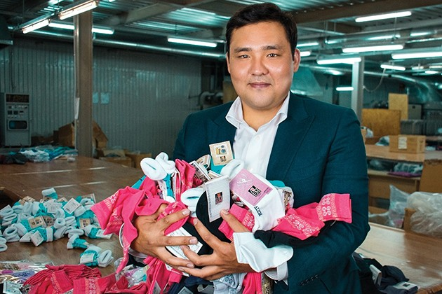 Зачем носочная фабрика Шымкента привлекла технолога из Nike