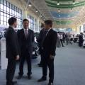 ВУзбекистане проходит выставка казахстанских товаров
