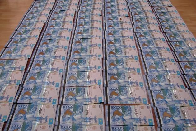 В РК создается база учета поддельных банкнот
