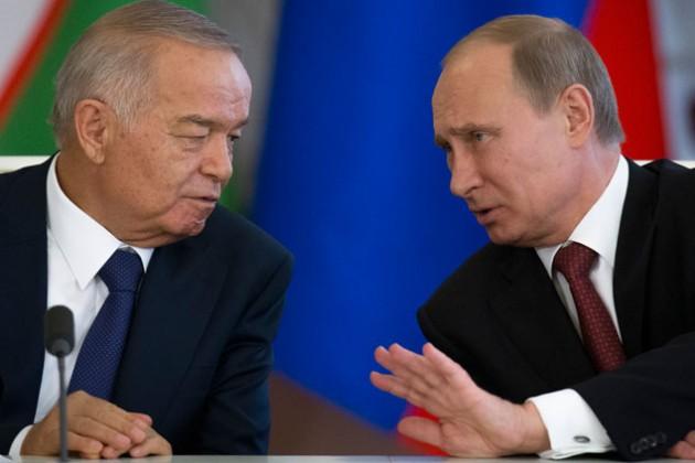 Россия простит Узбекистану 95% долга