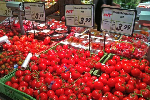 Германия празднует рекордное падение цен