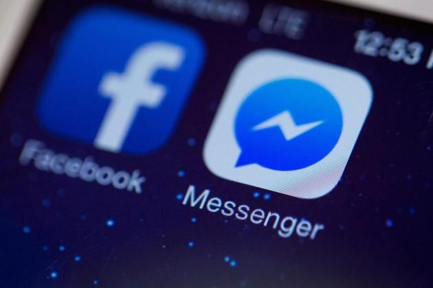 Facebook тестирует новый мессенджер