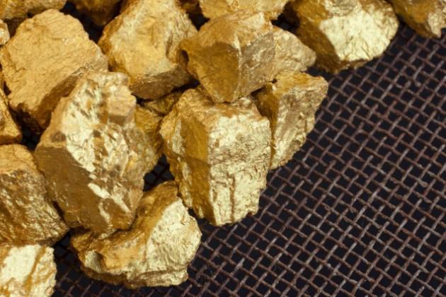 Крупное подводное месторождение золота нашли в Китае