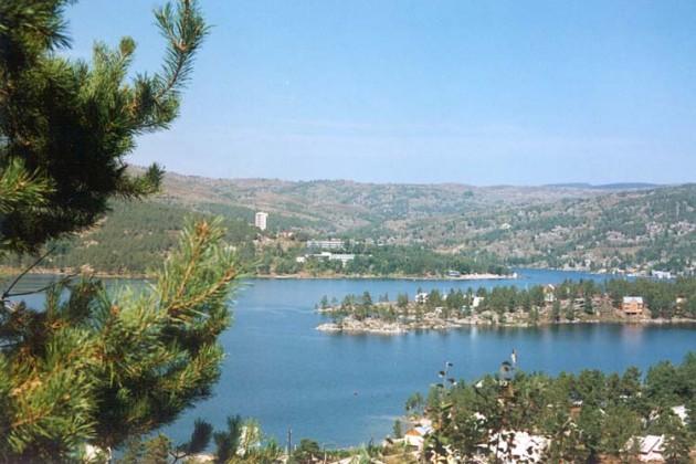 Названы загрязнители Бухтарминского водохранилища