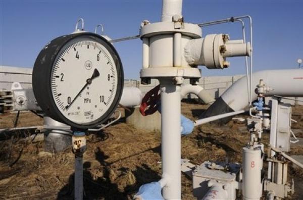 Казахстан возобновил подачу газа в Кыргызстан
