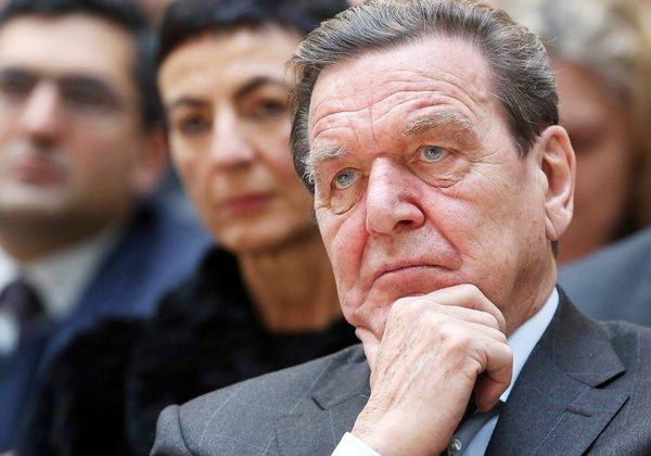 Экс-канцлер Германии Шредер возглавит директорский состав «Роснефти»