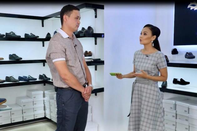 ВАстане набирает популярность казахстанская обувь халал