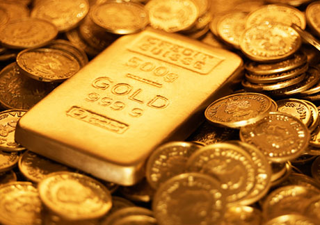 В 2013 году цены на золото поднимутся на 10%