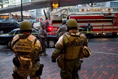 На месте теракта в Бостоне было только две бомбы