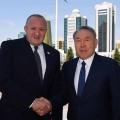 Президенты Казахстана иГрузии обсудили дальнейшее сотрудничество