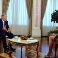 Нурсултан Назарбаев пока невидит готовностиЕС взаимодействовать сЕАЭС