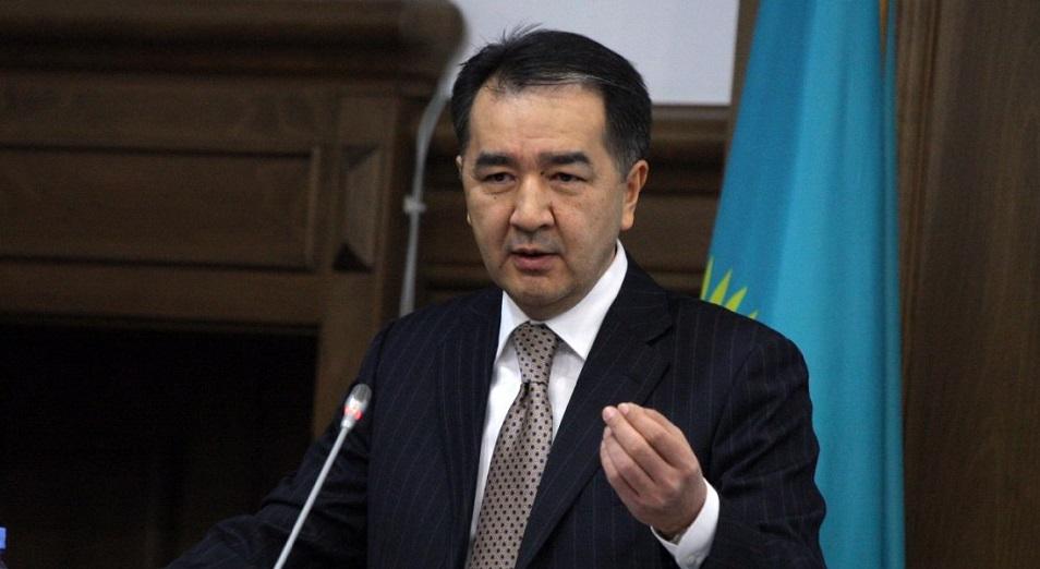 Бакытжан Сагинтаев провел совещание повопросам развития гражданской авиации