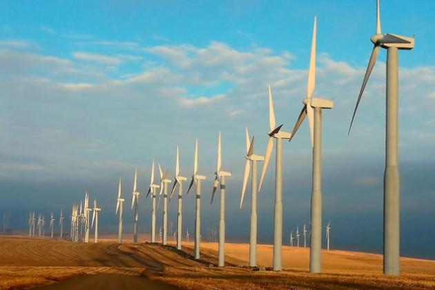 Китай выйдет в лидеры по зеленой энергетике
