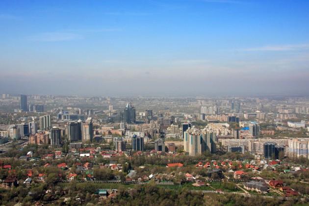 Города-спутники Алматы будут построены до 2031 года