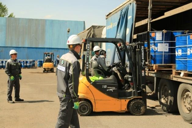 Из Казахстана во Францию вывезли 70 тонн опасных отходов