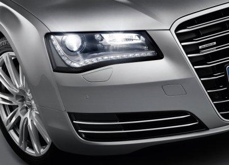 Светодиодные фары Audi не для США