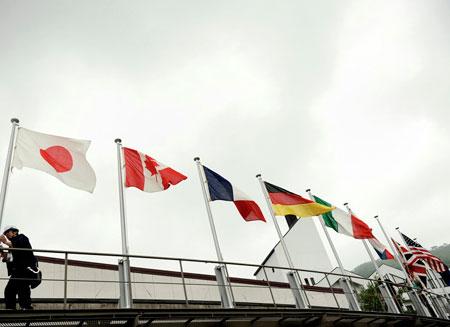В Ирландии стартовал саммит Большой восьмерки