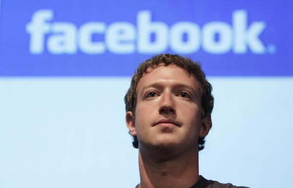 Facebook за месяц подорожал на 21%