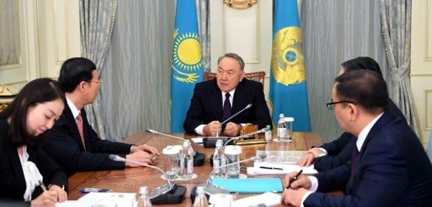 ПрезидентРК примет участие впекинском форуме «Один пояс— один путь»