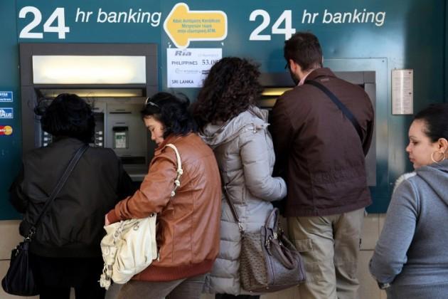 Киприоты могут вывезти за границу не более 3 тыс. евро