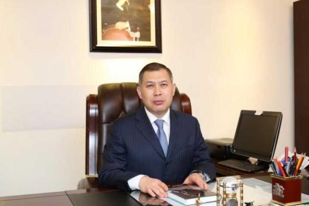 Первым заместителем министра иностранных дел стал Шахрат Нурышев