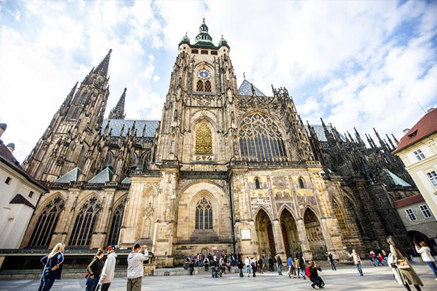Чем Чехия завлекает миллионы туристов