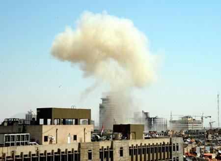 Новый взрыв в Сирии: погибли 13 человек