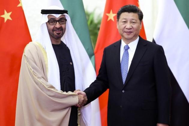 ОАЭ заключили сделки с Китаем на $3,4 млрд