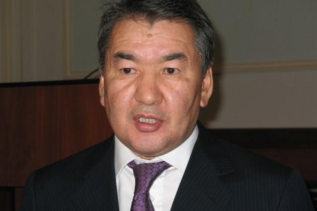 Мами назначен председателем Верховного Суда РК