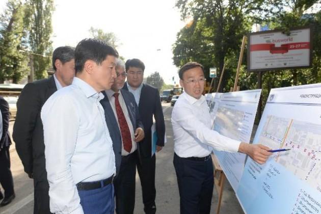 В Алматы продолжают строить «Город для людей»