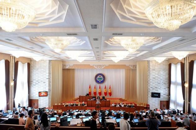 Глава Кыргызстана подписал указ о назначении нового правительства страны