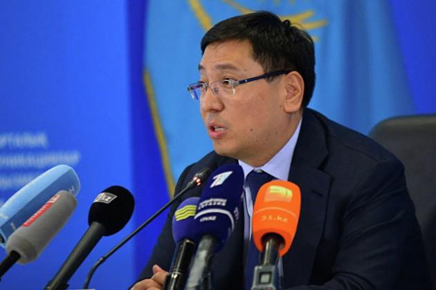 Ерболат Досаев возглавил рабочую группу при правительстве