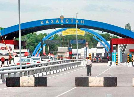 Одобрен совместный контроль на казахстано-российской границе