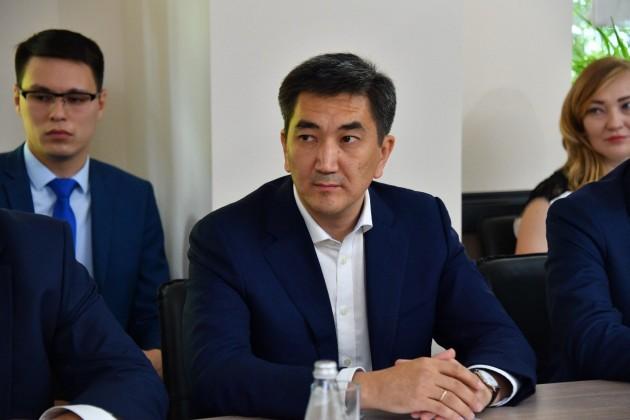 Председателем правления СПК Алматы стал Мухит Азирбаев