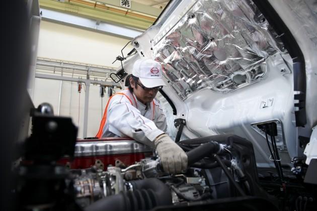 Японская Hino построит завод вПодмосковье
