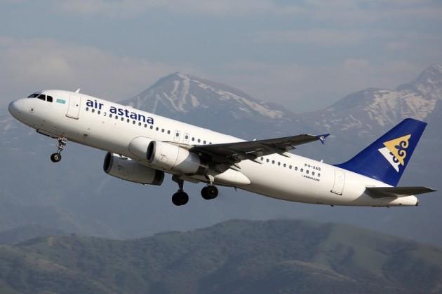 Эйр Астана возобновляет полеты в Дели