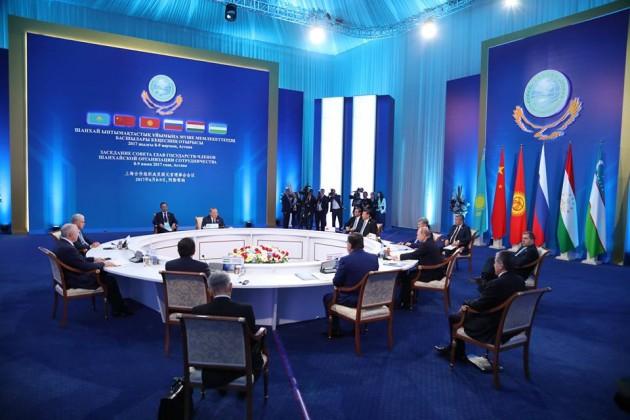 Нурсултан Назарбаев: Насаммите вАстане начинается новая история ШОС