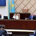 Дарига Назарбаева призвала оценить ущерб от экологических проблем