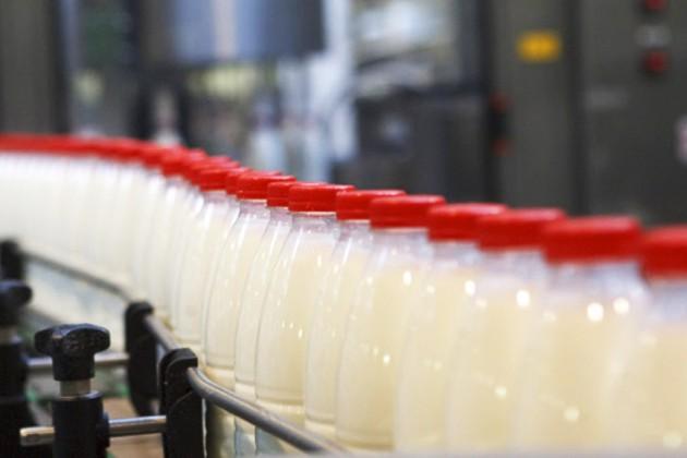 60% молока в РК производится из порошка