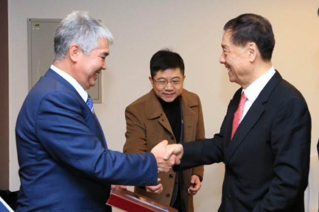 ЕАЭС иКНР обсуждают упрощение таможенных процедур