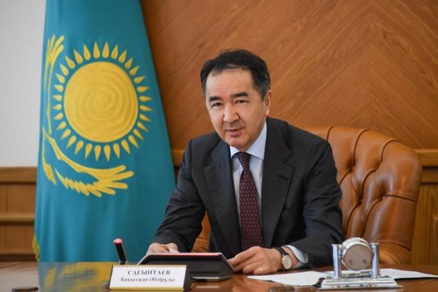Бакытжан Сагинтаев детально изучит вопрос перевода ТЭЦ-2 на газ