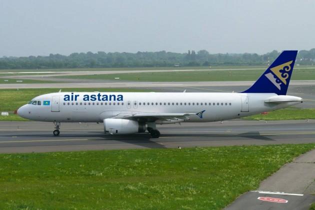 Самолет Эйр Астаны сел по требованию властей Пакистана