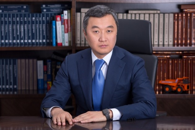 Эдуард Огай стал первым руководителем ТОО «Корпорация Казахмыс»