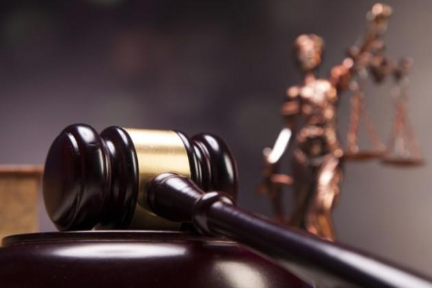 Судья задержан при получении взятки