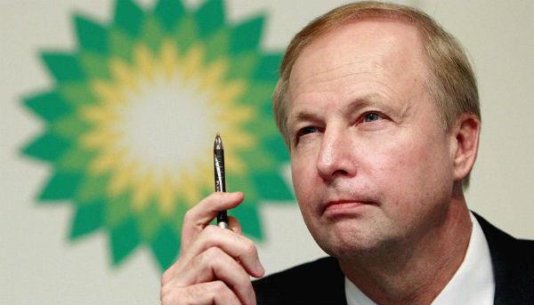 ГлаваBP ожидает цену нефти кконцу года впределах $70−85за баррель