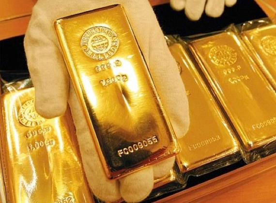 Азия переживает золотую лихорадку