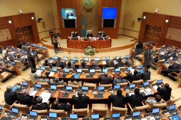 Представители парламента пройдут стажировку в США