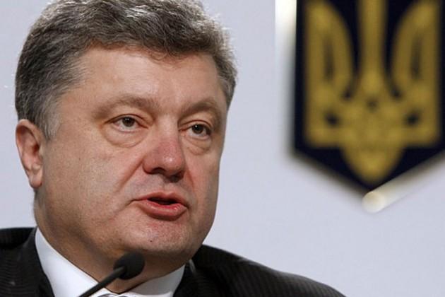 Петр Порошенко пояснил цели акции по блокаде Крыма